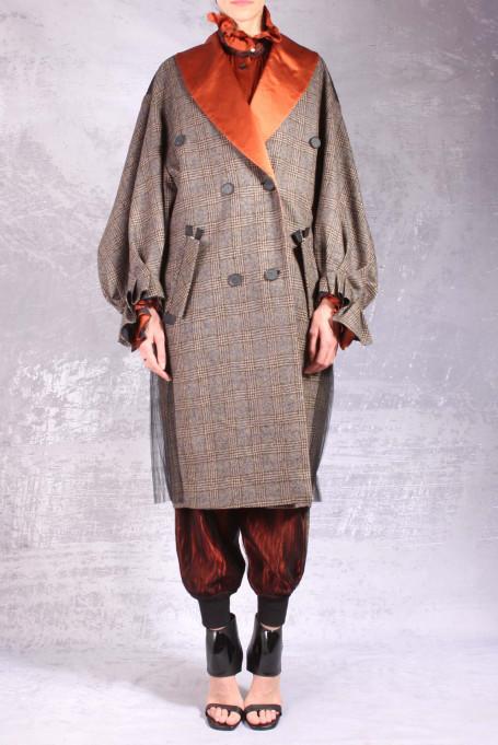 Quetsche coat