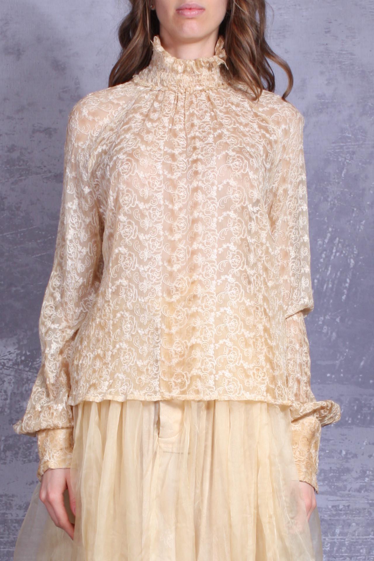 A Tentative Atelier shirt