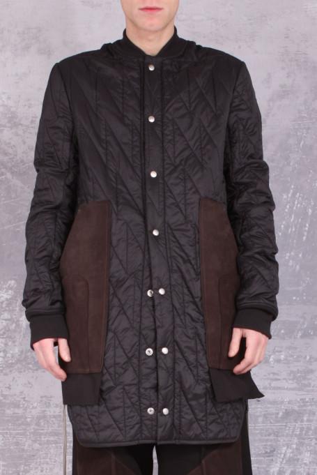 Rick Owens coat 42001250