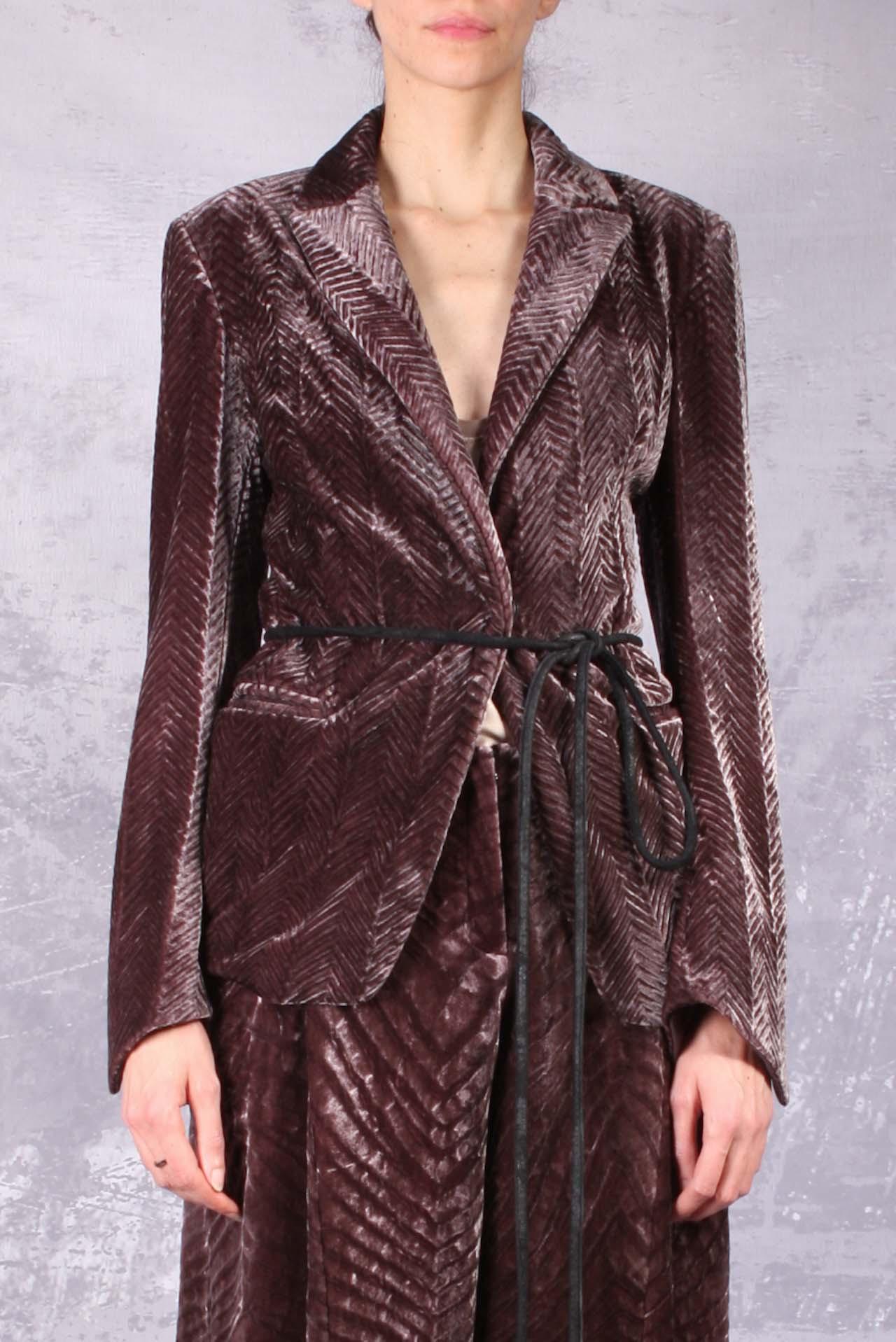 Alessandra Marchi jacket