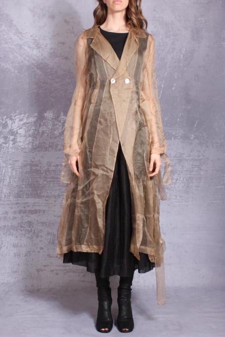 A Tentative Atelier coat