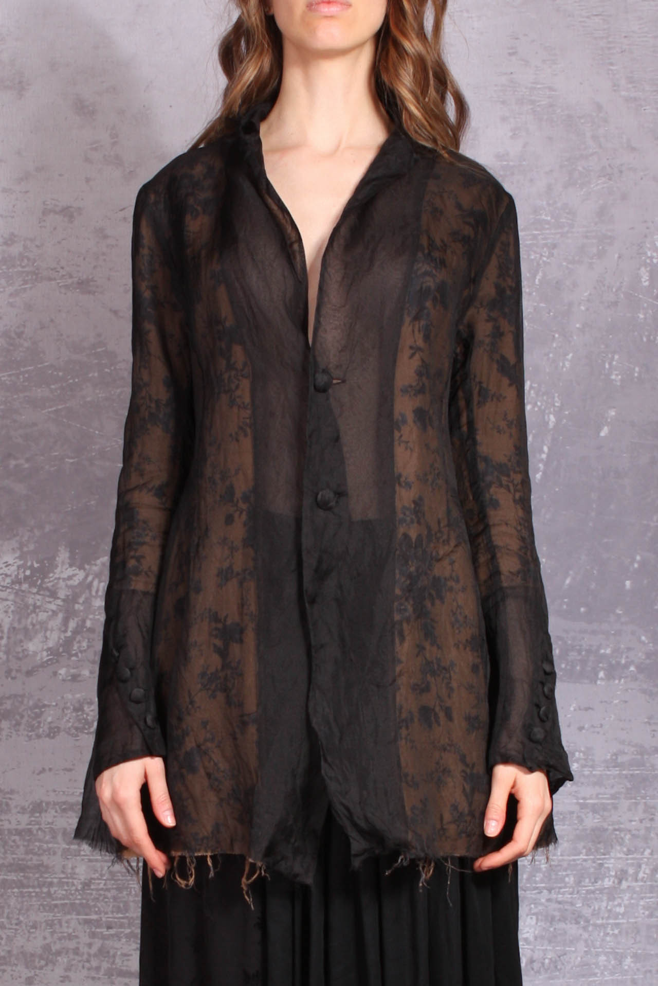 A Tentative Atelier jacket