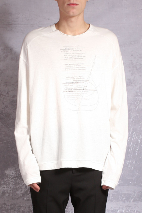 Isabel Benenato t-shirt 42003030
