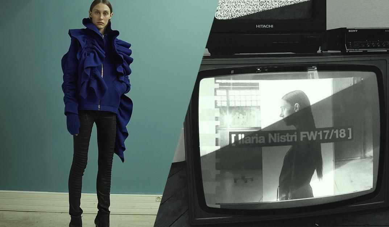 Ilaria Nistri AW 17 women collection