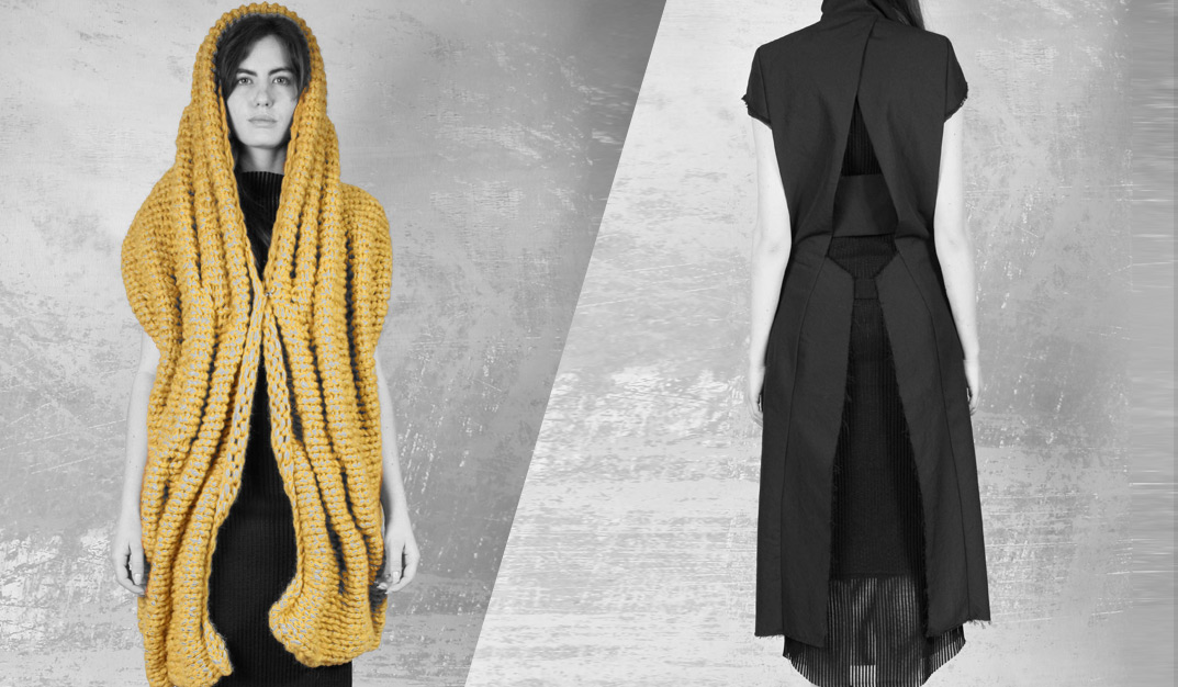 Alessandra Marchi FW 17 18 Women Collection: Contemporary Style with a Sensual Edge