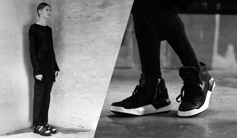 Cinzia Araia Man Shoes Summer 2017: Edgy Footwear with Italian Polish