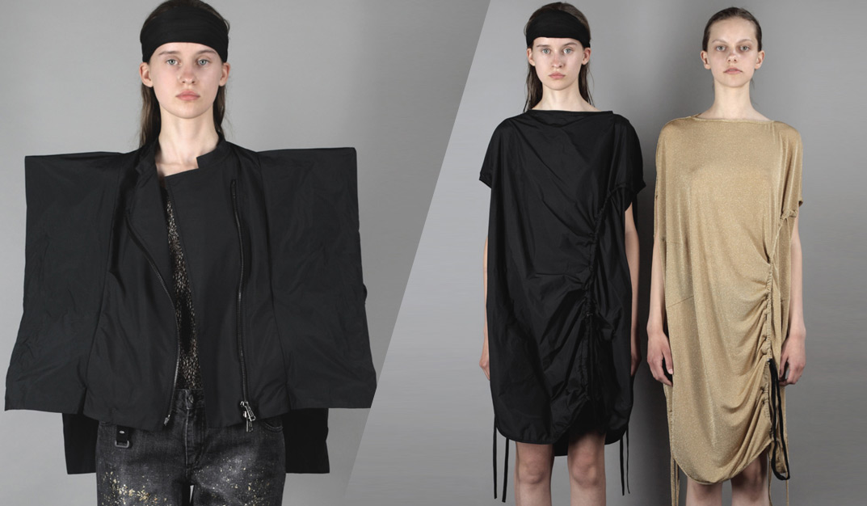Tom Rebl summer 2017 women's collection: Elegance With An Avant-garde Twist